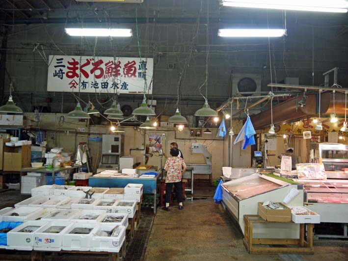 丸々太った石巻の鰹ゲット「池田水産」(荒井市場:横浜市)_c0014967_8122863.jpg