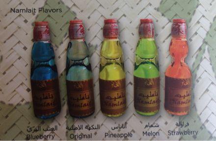 お昼ご飯は、UAE唯一のレストランで。_e0066474_1131492.jpg