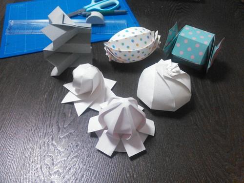 三谷純さんの立体折り紙_a0180787_15275365.jpg