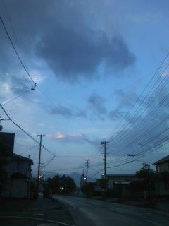 朝焼け_c0241324_22512242.jpg
