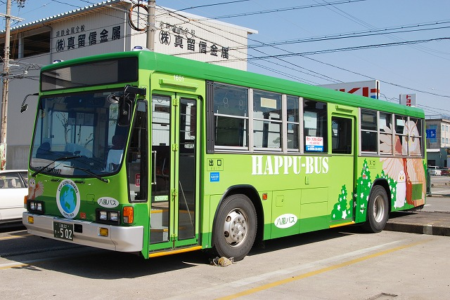 八風バス~キュービックLV  1651~_a0164734_14452986.jpg
