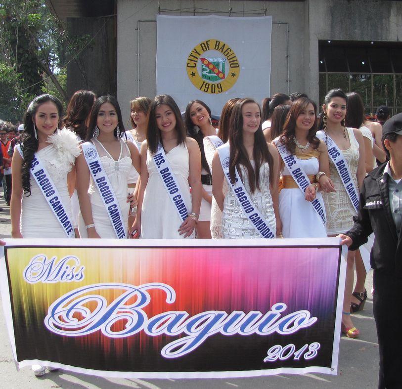 Baguio Day Parade 2013 フィリピン・バギオ市制104周年記念 コスプレ・パレード_a0109542_14103112.jpg