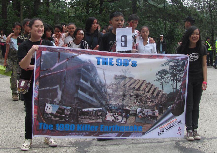 Baguio Day Parade 2013 フィリピン・バギオ市制104周年記念 コスプレ・パレード_a0109542_14145080.jpg
