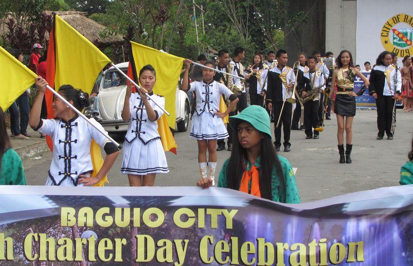 Baguio Day Parade 2013 フィリピン・バギオ市制104周年記念 コスプレ・パレード_a0109542_14254070.jpg