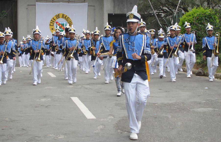 Baguio Day Parade 2013 フィリピン・バギオ市制104周年記念 コスプレ・パレード_a0109542_14264521.jpg