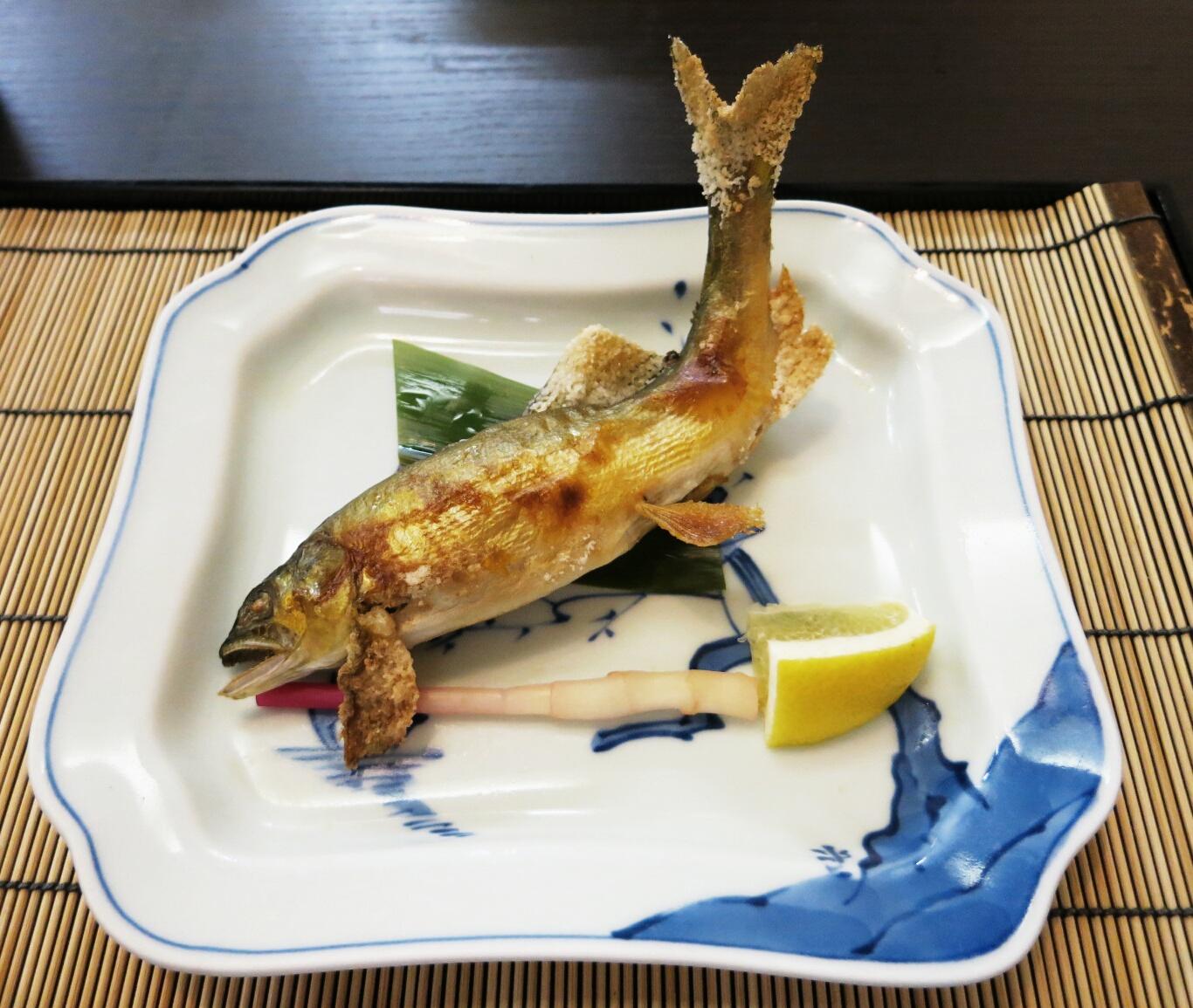 よろづや☆お食事編 @信州湯田中温泉_f0236260_040101.jpg