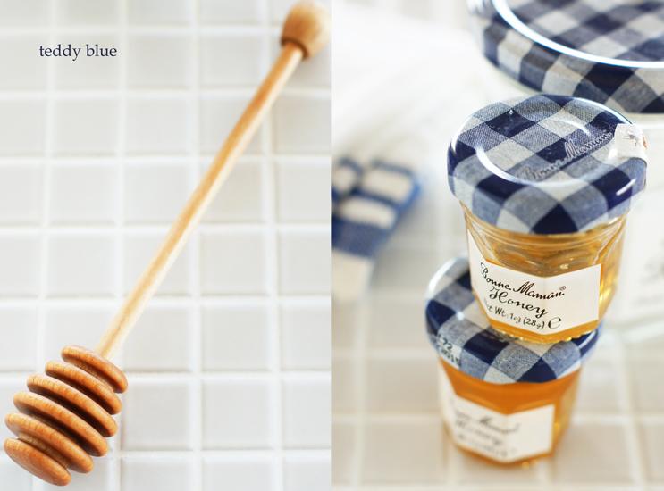 classic wooden honey dipper  クラシックなハニーディッパー_e0253364_18425270.jpg