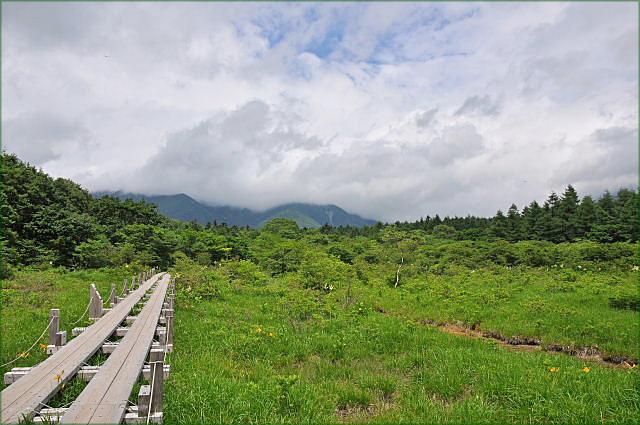 那須高原二日目・・・沼ッ原湿原をハイキング♪~_b0053765_16335759.jpg