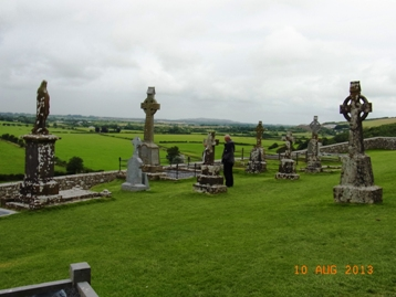 Ireland ロック・オブ・キャッシェル_e0195766_19595514.jpg