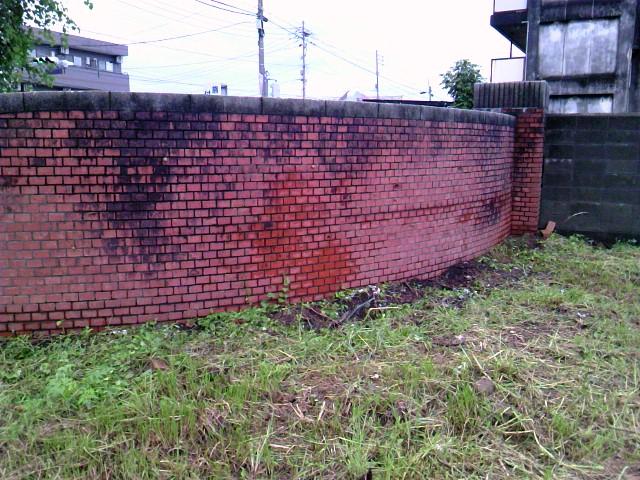 第十三連隊正門跡の保存_b0212067_1920256.jpg