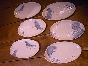 東急ハンズ梅田店での展示はあと3日。鳥展開催中。_d0322493_15163111.jpg