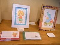東急ハンズ梅田店での展示はあと3日。鳥展開催中。_d0322493_15163397.jpg