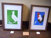 東急ハンズ梅田店での展示はあと3日。鳥展開催中。_d0322493_15163486.jpg
