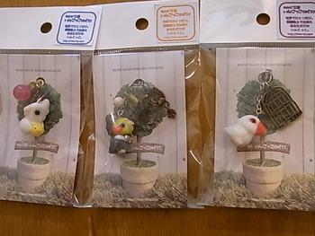 松岡文個展DM、鳥展新作の作品が続々届きました!_d0322493_15164579.jpg