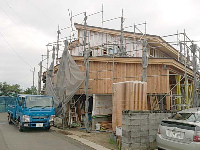 A様邸「松長布の家」施工中建学会のお礼_f0150893_14194621.jpg