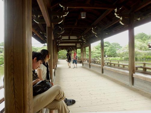 平安神宮 残暑2_e0048413_18325567.jpg