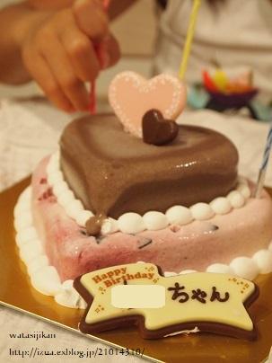娘の誕生日とプレゼントと鈴鹿サーキット_e0214646_13431071.jpg