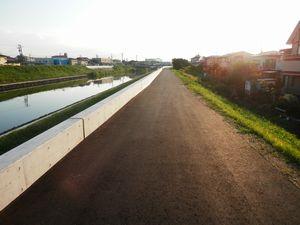 仙台 亘理 自転車道路へ _e0140354_16105983.jpg