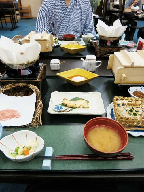 よろづや☆お食事編 @信州湯田中温泉_f0236260_1158569.jpg