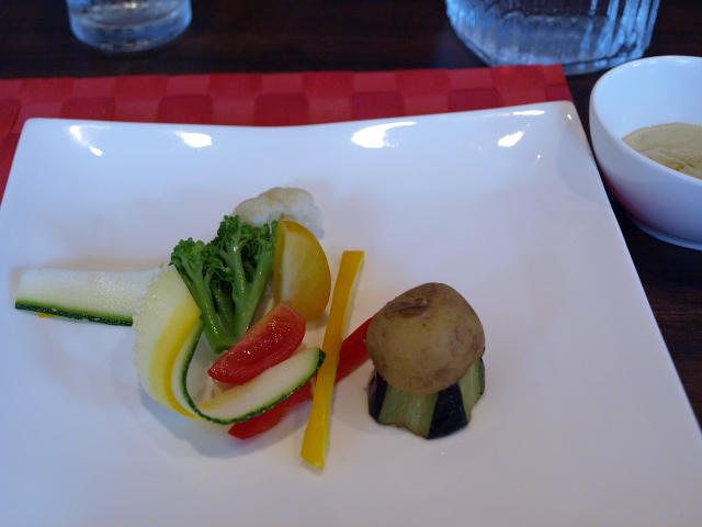 イタリア料理 トラットリア イル デルフィーノ_d0153062_8474051.jpg