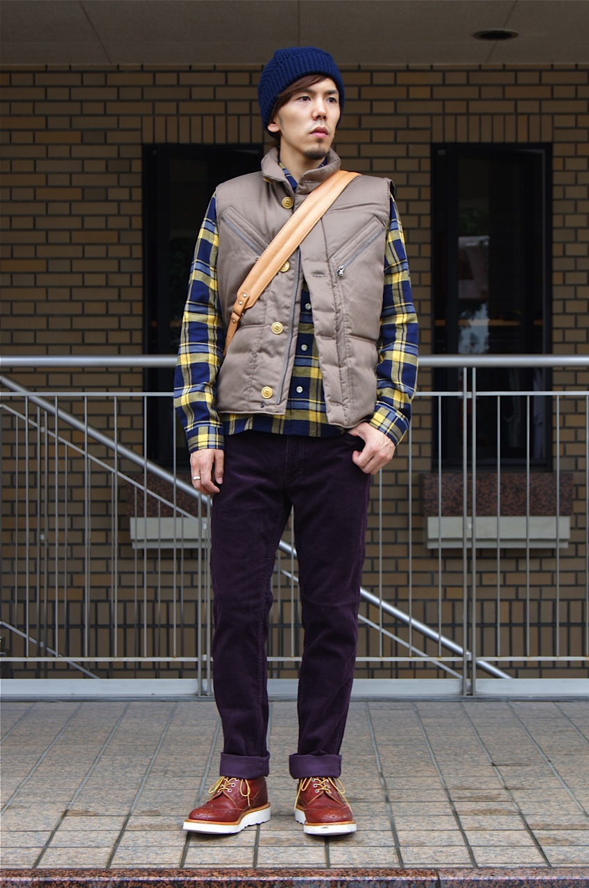 N.HOOLYWOOD 2014 S/S  & 2013 - 14 A/W Review!!_f0020773_20223514.jpg