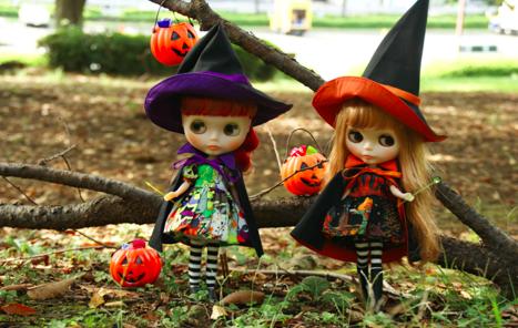 ハロウィン展『Scary Boo!』@新宿マルイワンLeLe Junie Moon_f0223074_2238415.png