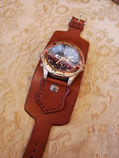ハードな時計のベルト_f0155891_1751747.jpg