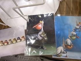 お待たせしました!インコと鳥の雑貨展画像たくさん!_d0322493_19151335.jpg