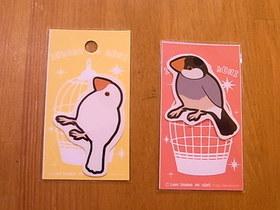 インコと鳥の雑貨展、新着情報_d0322493_191574.jpg