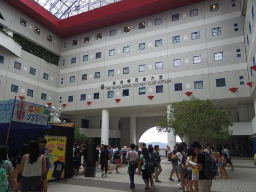HKUST(香港科技大学)初訪問!_e0123104_8124673.jpg