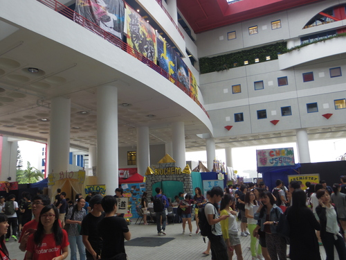 HKUST(香港科技大学)初訪問!_e0123104_8144593.jpg