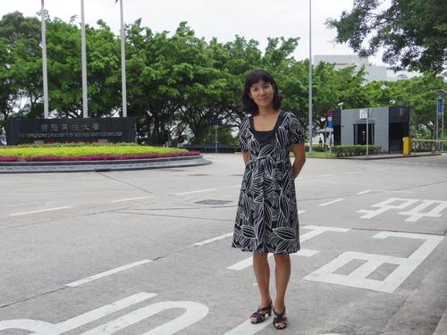 HKUST(香港科技大学)初訪問!_e0123104_823619.jpg