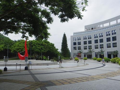 HKUST(香港科技大学)初訪問!_e0123104_843518.jpg
