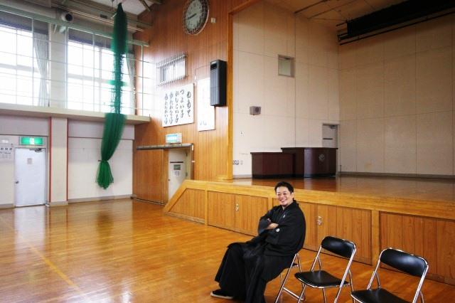 おとどけアート 1日目 北陽小学校×佐藤隆之_a0062127_1718771.jpg