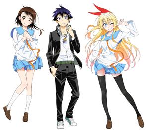 TVアニメ「ニセコイ」の情報とビジュアルが解禁!_e0025035_1742213.jpg