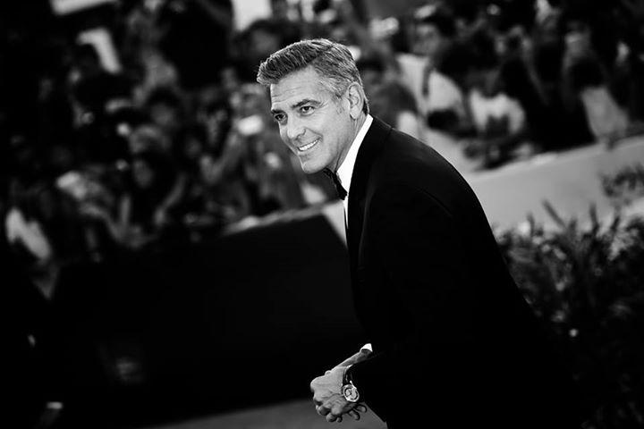 ヴェネチア映画祭2013にジョージ・クルーニーが登場:オメガ_f0039351_17325973.jpg