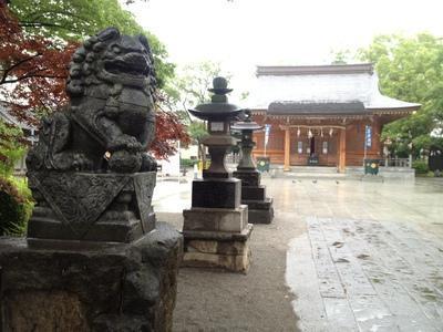 和樂備神社合祀100周年記念整備事業 参集殿建築_a0203654_1259982.jpg