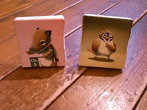 小さなちいさなもの展リターンズ、s.ukawaさん作品紹介_d0322493_21155433.jpg