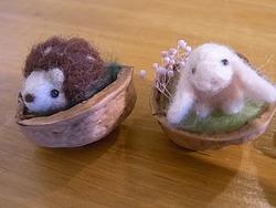 小さなちいさなもの展リターンズ羊熊TOMOさんのご紹介_d0322493_21161094.jpg