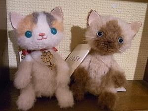 猫展参加作家作品、pisces*bさんの紹介_d0322493_21163868.jpg