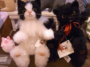 猫展参加作家作品、pisces*bさんの紹介_d0322493_21164698.jpg