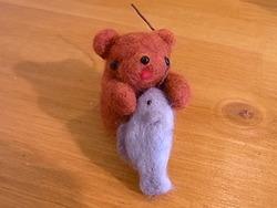 小さなちいさなもの展リターンズ羊熊TOMOさんのご紹介_d0322493_2116932.jpg