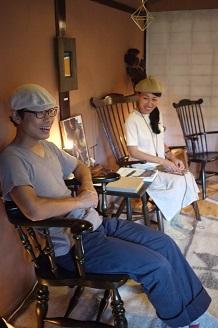 「気軽に座ってくださいね」~小島優 椅子展 3~_f0226293_8413520.jpg