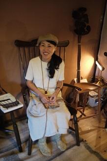 「気軽に座ってくださいね」~小島優 椅子展 3~_f0226293_8421886.jpg