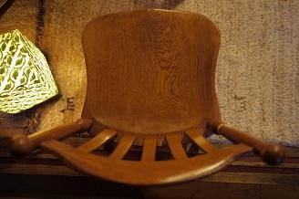 「気軽に座ってくださいね」~小島優 椅子展 3~_f0226293_8441289.jpg