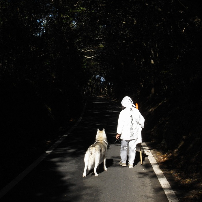 Memory of the second pilgrimage with Second husky HANA_c0049299_1735956.jpg