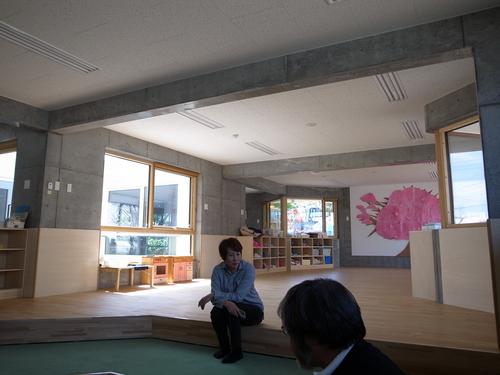 手稲やまなみ保育園:小室雅伸(北海道建築工房)_e0054299_1426189.jpg