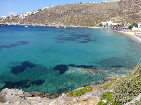 ギリシャ ミコノス島4日目-1_e0237625_2345945.jpg