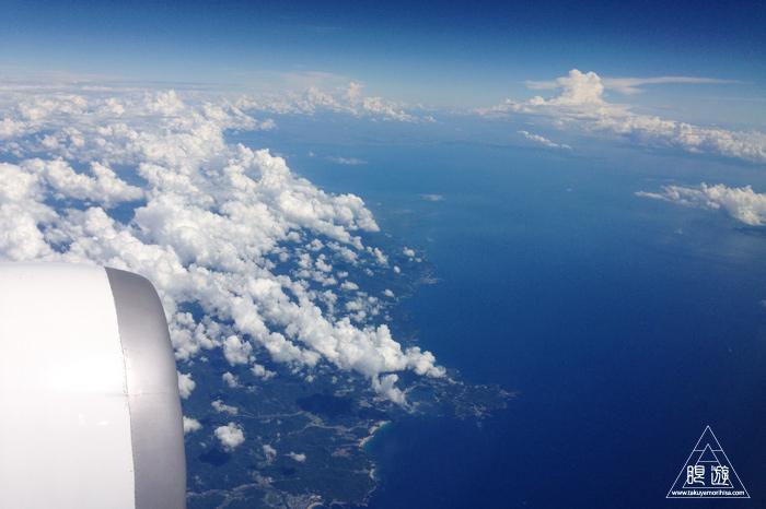 355 空 ~大島と富士山~_c0211532_23174788.jpg