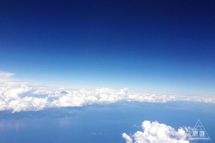 355 空 ~大島と富士山~_c0211532_23195062.jpg